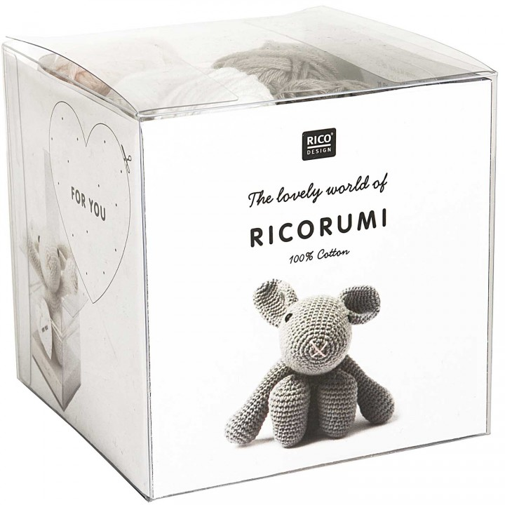 Kit amigurumi lapin - RicoRumi