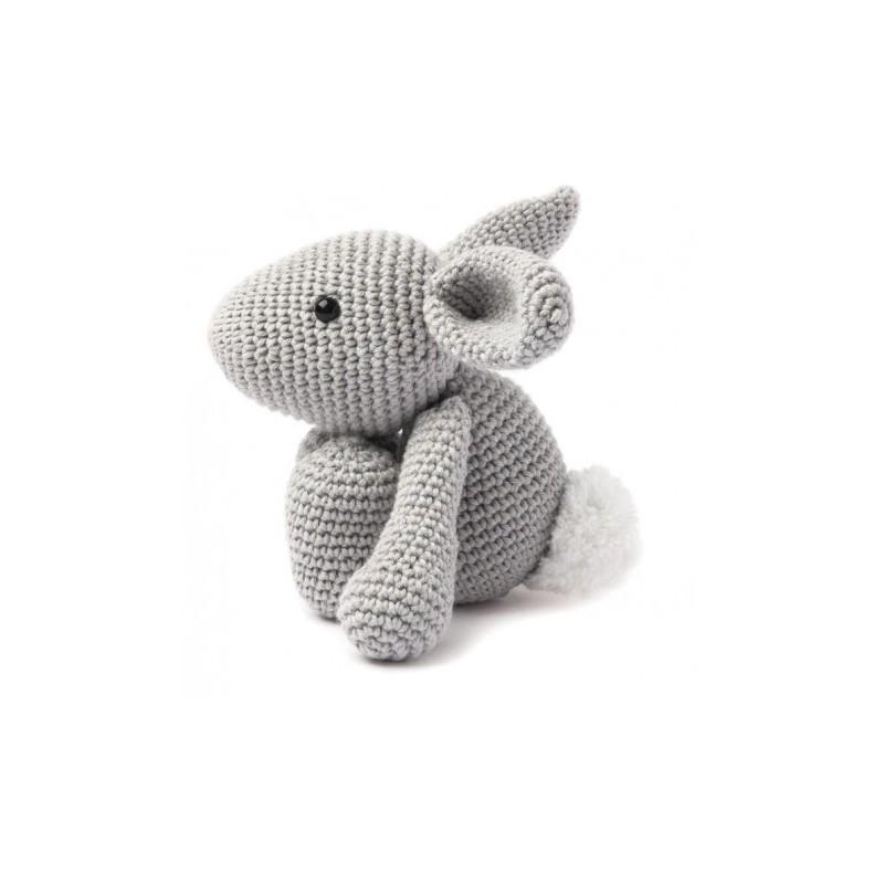 Frilly-pants Bunny - crochet amigurumi toy (mit Bildern ... | 800x800