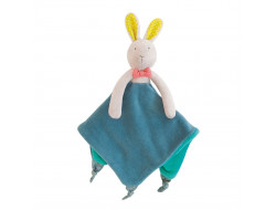 Doudou Lapin Mademoiselle Ribambelle - Moulin Roty