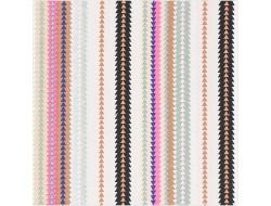 Tissu canvas ethnique multicouleur - Rico Design