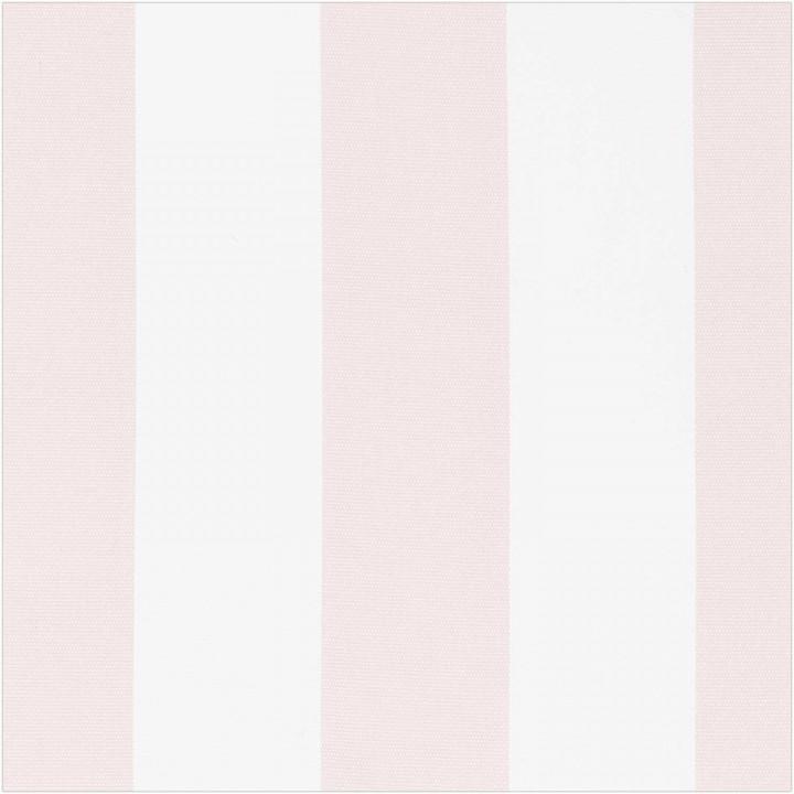 Tissu canvas rayures rose & blanc - Rico Design
