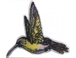 écusson oiseau