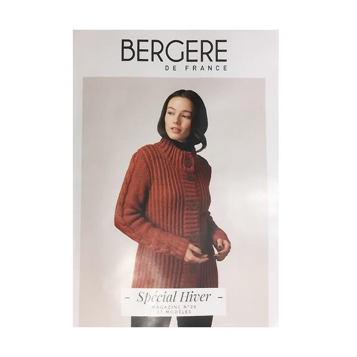 Magazine spécial Hiver N°26 - Bergère de France