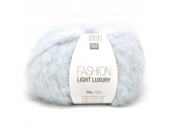 Fil Rico Fashion Light Luxury (50 gr) 74% Alpaga 22% Laine 4% Nylon