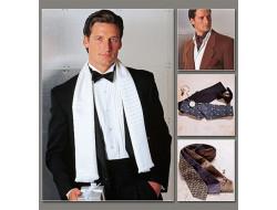 Patron d'accessoires pour homme - Vogue V7104