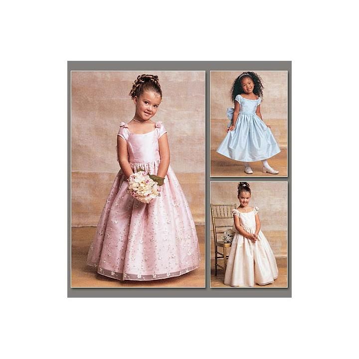 Robe de bal pour fille - Vogue