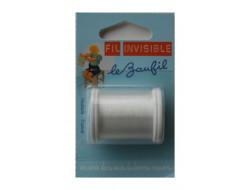 Fil invisible transparent