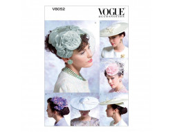 Patron Vogue Chapeaux d'époque - Vogue