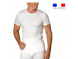 T-shirt manches courtes Rhovyl - ACHEL