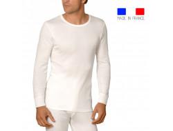 T-shirt ML col rond Rhovyl - ACHEL
