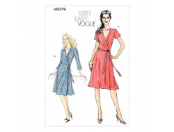 Patron de robe - Vogue V8379