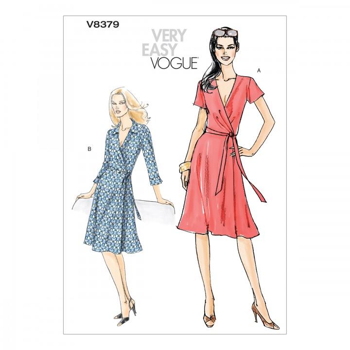 Patron de robe - Vogue