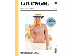 Catalogue Lovewool n°8 - Rico