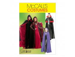 Patron cape  McCall's 4139