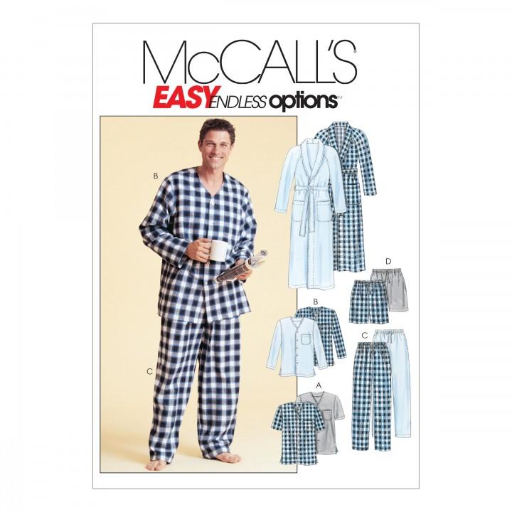 Patron pyjama McCall's 4244