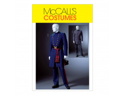 Patron costume guerre McCall's M4745