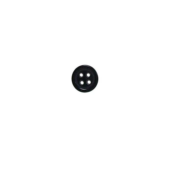 Bouton noir - Plusieurs tailles