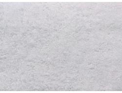 Tissu éponge bambou bio blanc