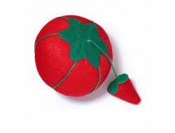 Coussin pique aiguilles tomate Prym