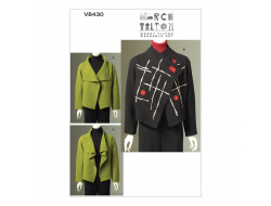 Patron veste - Vogue 8430