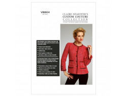 Patron de veste - Vogue 8804