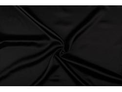 doublure satin noire