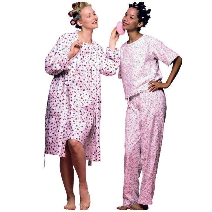 patron peignoir,chemise de nuit,pyjama