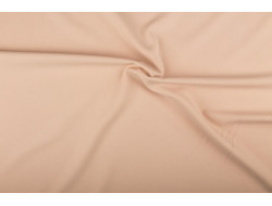 Tissu Gabardine rose nude