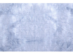 Tissu jersey imprimé bleu tayenday