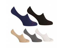 Footlets unis - Coolmax®