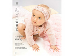 Catalogue tricot Rico Baby 024 - Printemps/été