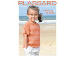 Magazine tricot N°149 Layette enfant été - Plassard