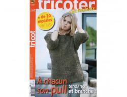 Livre tricoter c'est tendance