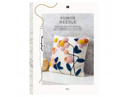 Livre  N°1 Punch Needle