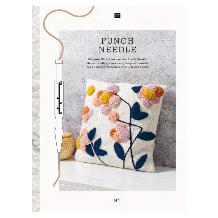 Livre  N°1 Punch Needle