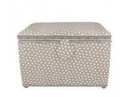 Boîte à couture 18,5x20x16 cm