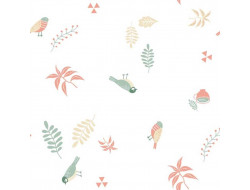 Tissu jersey Bird Dream - Katia Fabrics