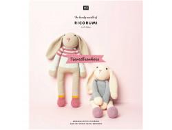 Livre crochet Heartbreakers - RicoRumi