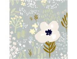 Tissu fleurs - Rico Design