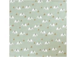 Tissu Jersey éléphants - Rico Design