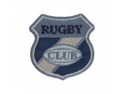 Écusson thermocollant - Rugby club marine