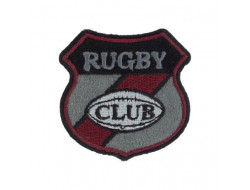 Écusson thermocollant - Rugby club bordeaux