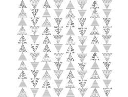 Tissu popeline de coton Coord Pionnier  - Katia Fabrics
