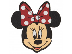 Écusson thermocollant Disney Minnie Mickey Mouse