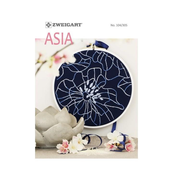 Asia 104/305 ZWEIGART