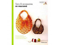 Sacs & accessoires en macramé