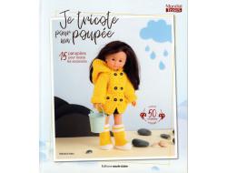 Je tricote pour ma poupée - Marie Claire