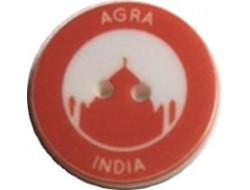 Bouton capitale Agra