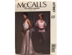 Patron robe et veste pour femme McCall's M7867