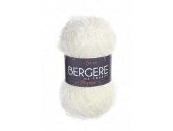 Fil Plume Bergère de France 11% laine peignée 42% acrylique 47% polyamide